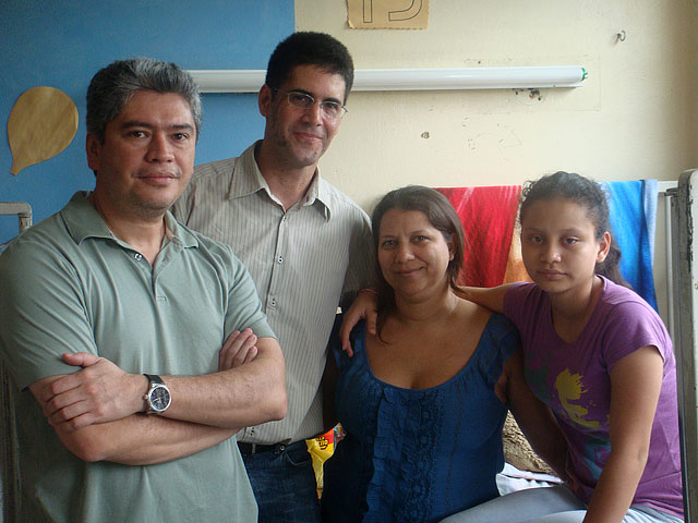 Mitral Foundation Mission in Honduras